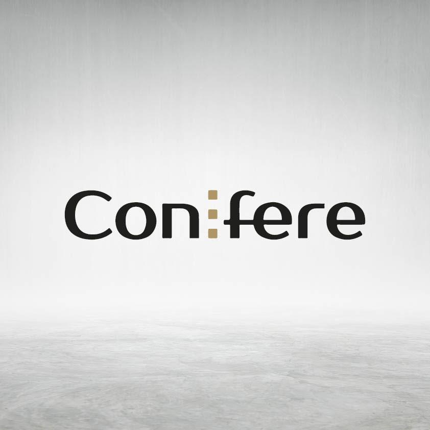 Logo Conifere - Logogestaltung